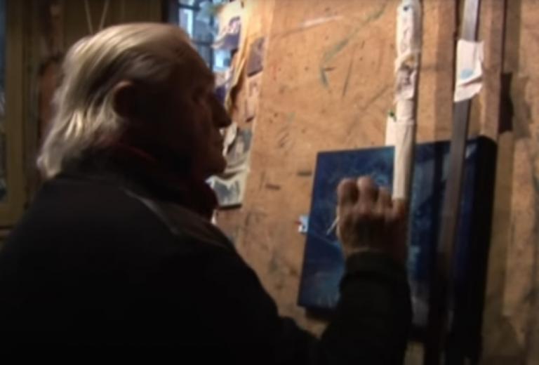 Video ritratto a Ludovico De Luigi | Studio Liz