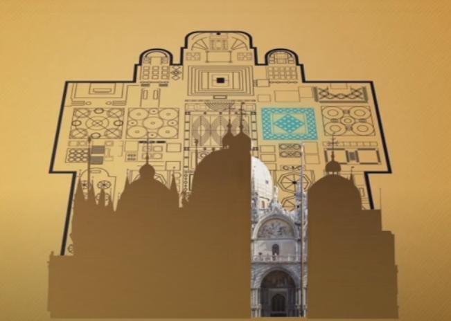 Lettura e interpretazione dei mosaici pavimentali di San Marco a Venezia