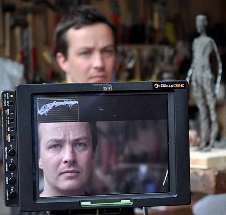 Aron Demetz Ritratto documentario