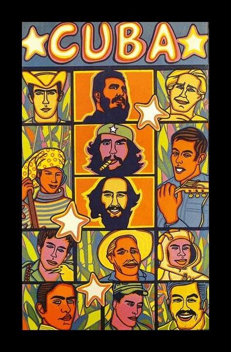 cartel cubano